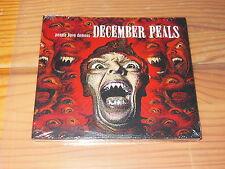 DECEMBER PEALS -PEOPLE HAVE DEMONS / DIGIPACK-CD 2010 OVP! SEALED!