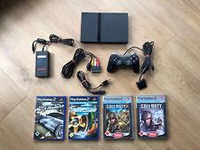 Sony Playstation 2 PS2 Slim Bundle