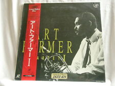 ART FARMER Jazz 625 Jim Hall Steve Swallow Pete LaRoca JAPAN laserdisc SEALED LD