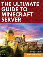 The Minecraft Server Handbook by Timothy L. Warner (2015, Paperback)