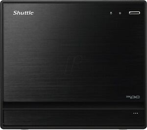 Shuttle XPC cube Barebone SZ270R8, schwarz - defekt