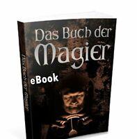 DOWNLOAD - Das Buch der Magier eBook Liebe Geld SCHWARZE MAGIE Esoterik E-LIZENZ