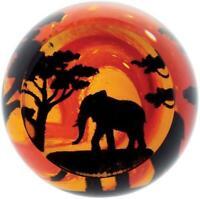 Caithness Glass paperweight On Safari Elephant U20042