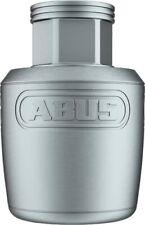 ABUS NutFix 3/8'' Fahrrad Laufrad Schloss  Neu & Ovp Solid Fahrradachse Silver