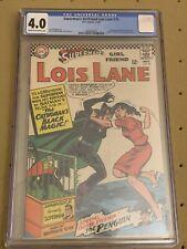 Superman's Girlfriend Lois Lane #70 CHC 4.0 1st Silverage Catwoman