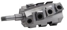 """Spiral Cutterhead for Makita 3-1/4"""" Power Planer Model 1100"""