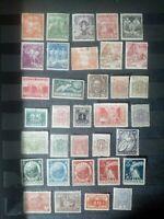 Polen 1918-39 Sammlung */** Zweite Polnische Republik