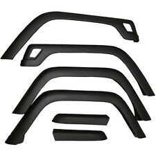 Jeep Fender Flare Kit:  Fits 1997-2006 Wrangler TJ