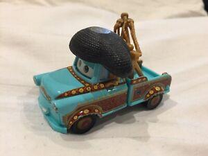 Disney Pixar Cars EL MATERDOR MATER 1:55 MATTEL DELUXE Diecast BULL FIGHTER X