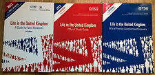 Life in the United Kingdom - 2 official guides and practice questions, 3rd ed