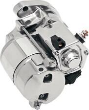 Spyke 1.4kW Starter Motor Polished #400115 Harley Davidson