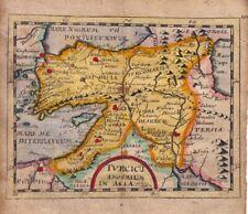 1681 Duval/Hoffman Map of Turkey, Ottoman Empire