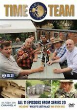 Time Team Series 20 DVD Region 2
