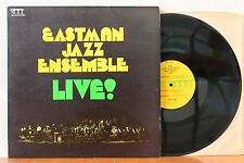 THE EASTMAN JAZZ ENSEMBLE Live LP (Mark MES-54600, orig 1976) VG Vinyl