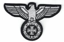 Riche Adler-Croix De Fer écusson/patch (Deutsches Reich, Motörhead, Biker)