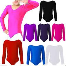Unbranded Leotard Sportswear (2-16 Years) for Girls