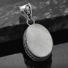 "Mother Of Pearl Ethnic Jewelry Handmade Antique Design Pendant 2"" AP 10538"