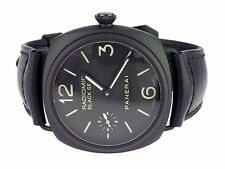 Panerai Radiomir Black Seal PAM00292 Keramik Handaufzug Herren Armbanduhr 45 mm