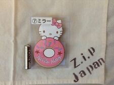 Sanrio Hello Kitty Mirror Donut Kawaii Cute F/S NEW Gift 2018
