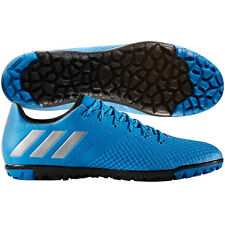 adidas 16.3 TF Messi 2016 Turf Soccer Shoes Blue - Orange - Silver Brand New