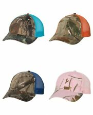 Realtree Camo Mesh Back Cap, Trucker Hat Camouflage