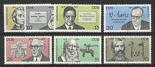 EAST GERMANY 1978 CELEBRITIES SET MINT