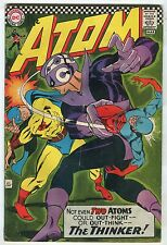 """Atom #29 """"Not Even Two Atoms Could out-fight or Out-Think The Thinker!"""" (5.0)Wh"""