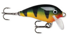 Rapala Mini Fat Rap 03 Fishing Lure - Perch