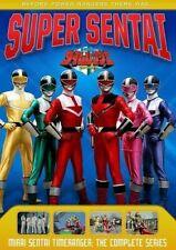 Power Rangers Mirai Sentai Timeranger Season 1 Series One First DVD