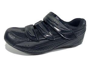 Shimano SPD WR35 Black Mountain Bike Shoes Womens 40 2 Bolt