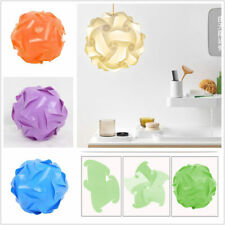 DIY Elements Modern IQ Puzzle Jigsaw Lamp Light Ceiling Shade Lampshades