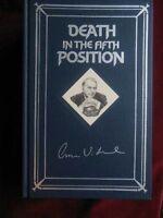 Edgar Box (Gore Vidal) - DEATH IN THE FIFTH POSITION - 1st thus ARMCHAIR