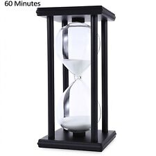 Hour Glass 30/60 Minutes Sand Timing Craft Creative Home Decoration Ornaments