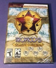 Tropico 5 [ Complete Collection ] (PC) NEW