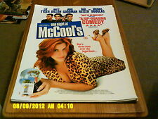 One Night At McCool's (liv tyler, matt damon, john goodman) A2 Movie Poster