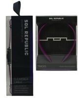 SOL REPUBLIC Cleartalk Tracks Cable  for SoundTracks Headphone With SOL Headband