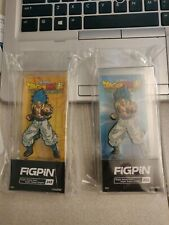 FiGPiN #243 & 202 Super Saiyan Gogeta (CHASE) SSGSS Dragonball Super Set