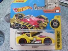 Coche de automodelismo y aeromodelismo Hot Wheels color principal amarillo