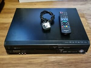Panasonic DMR-EX99V DVD & VHS Recorder + 250GB HDD Freeview, Remote.