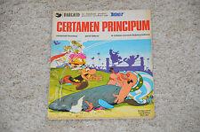 Bd Asterix Certamen Principum - Le combat des chefs en latin