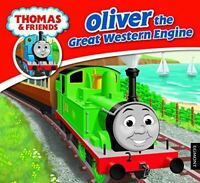 ,, Thomas & Friends: Oliver (Thomas Story Library), Very Good, Paperback