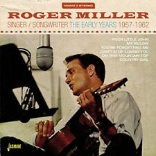 ROGER MILLER - SINGER/SONGWRITER 2 CD NEW!