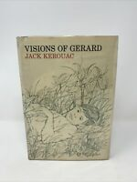 First Edition 1963 Visions of Gerard Jack Kerouac Hardcover w/Dustjacket