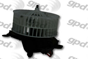 HVAC Blower Motor fits 2000-2006 Mercedes-Benz CL500,S500 S430 CL55 AMG,S55 AMG
