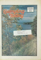 Camping Today Magazine Newzine November 1983 NCHA Camping & RV