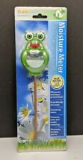 Am Conservation Group Moisture Meter Frog Green Save Water Garden Lawn