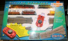 Roco H0 Digital 41230 Startset Dampflok etc.Lokmaus viele Gleise etc.Neuw in OVP