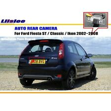 Rear View Camera For Ford Fiesta ST / Classic / Ikon 2002~2008 Backup CCD CAM