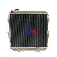 3Row Aluminum Radiator Fits Toyota Surf Hilux LN106 LN111 Diesel 1988-97 AT/MT