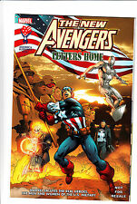 THE NEW AVENGERS Letters Home AAFES Exclusive Comic Book #4 Military Issue